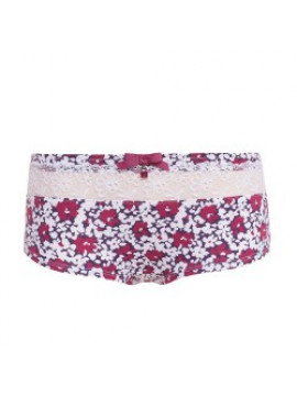 Barbara Coquelicot Shorts