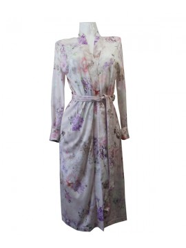 Louis Feraud Bouquet Robe