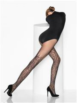 Wolford Fire Net Tights