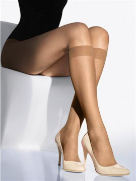 Wolford Luxe 9 Knee High