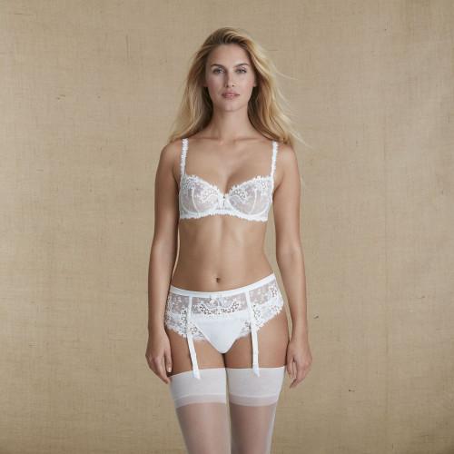 acc5e5d142a Simone Perele Wish Suspender Belt