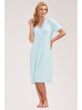 Rosch Aqua Beauty Short Sleeved Nightdress