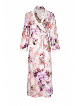 Louis Feraud Rose Splendour Robe