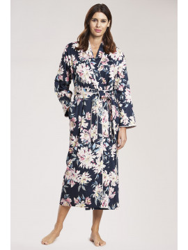 Louis Feraud Winter Garden Robe