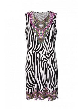 Louis Feraud Zebra Nightdress