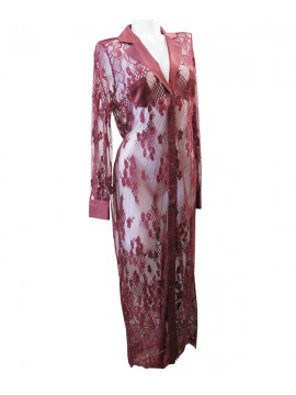 25% OFF ADVENT OFFER - Marjolaine Troublant 100% Silk Robe