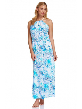 Rosch Great Barrier Reef Long Dress